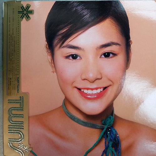 Twins - Happy Together 新曲+精選 豪華限量特別版)(3 CDs+1 VCD)