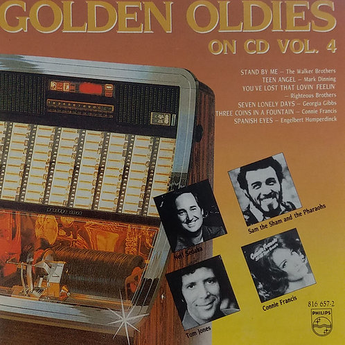 Golden Oldies On CD Vol.4(T113 01/銀圈版)