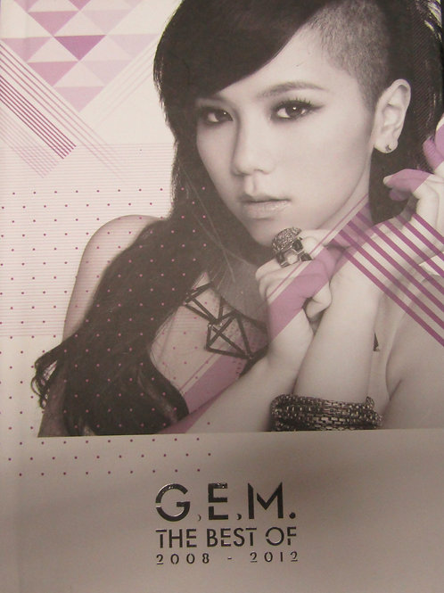 G.E.M. -  The Best Of 2008-2012 (2 CD)