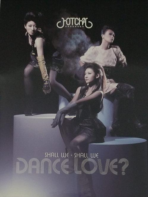Hotcha - Shall We Dance?Shall We Love?(CD+DVD)