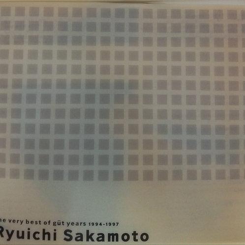 坂本龍一 Ryuichi Sakamoto - the very best of gut years 1994-1997