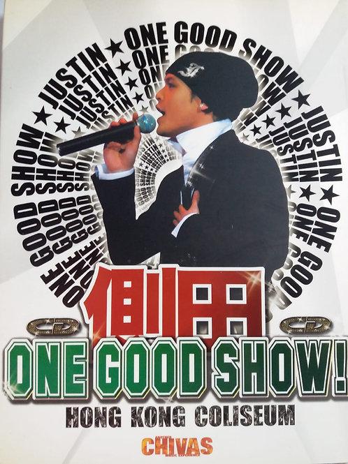 側田 - 側田 One Good Show 演唱會 (2 CD)