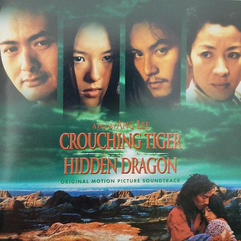 Crouching Tiger,Hidden Dragon Original Motion Picture Soundtrack(日版)