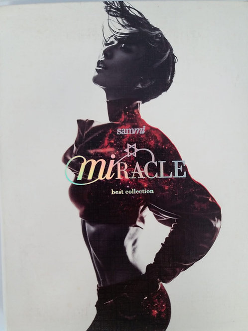 鄭秀文 - Sammi Miracle Best Collection (2 CD+DVD)