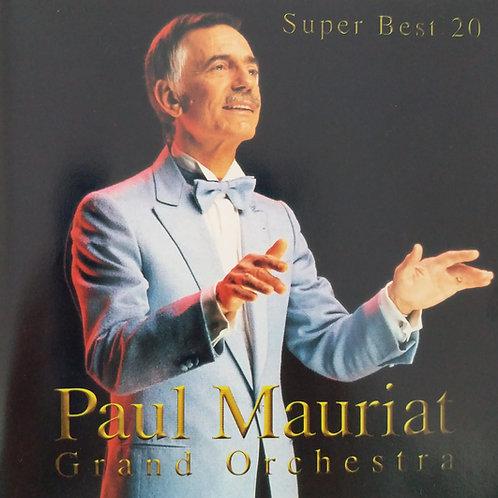Paul Mauriat - Super Best 20 (日版)