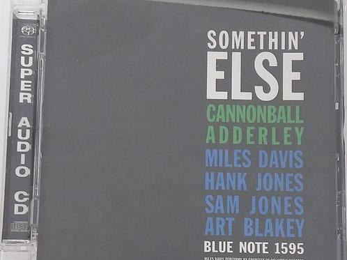 Cannonball Adderley – Somethin' Else (SACD)
