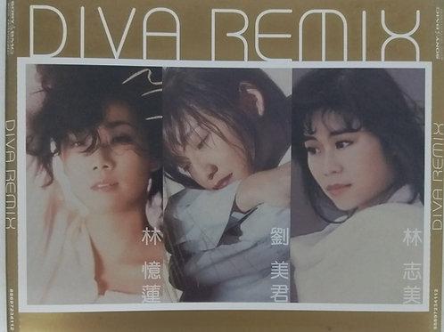 林憶蓮/劉美君/林志美 - Diva Remix (3 CD)