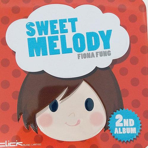 馮曦妤 Fiona Fung - Sweet Melody(以仿傚糖果鐵盒包裝)