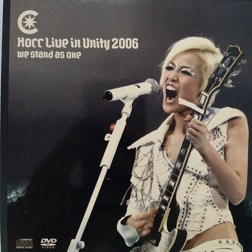 何韻詩 - Hocc Live In Unity 2006 (2 CD+DVD)