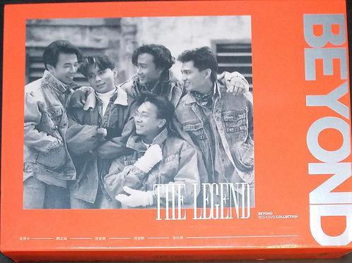 Beyond - The Legend (3 CD + 1989 Live DVD)