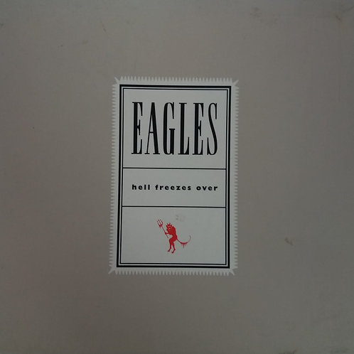 Eagles ‎– Hell Freezes Over (日本金碟)