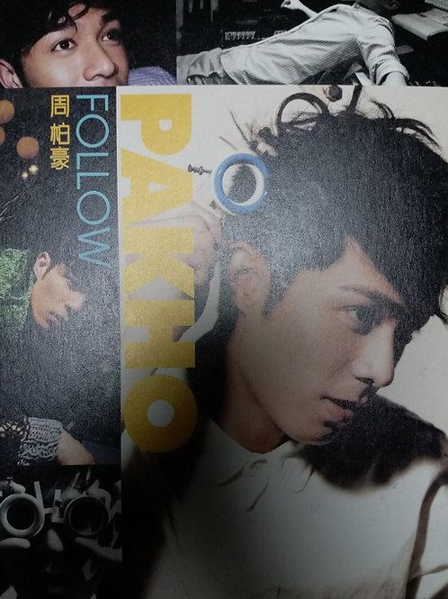 周柏豪 - Follow (CD+DVD)