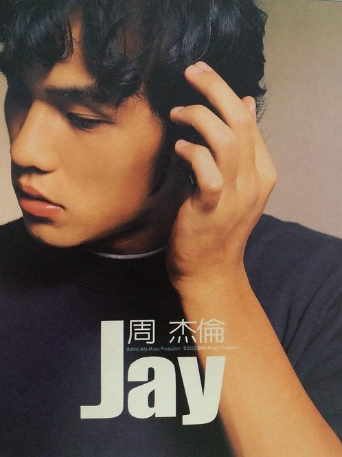 周杰倫-周杰倫(CD+VCD)