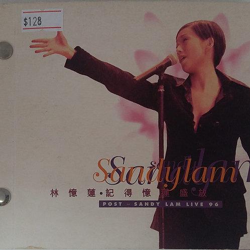 林憶蓮 - 記得憶蓮盛放  Post Sandy Lam Live 96 (2 CD+VCD)