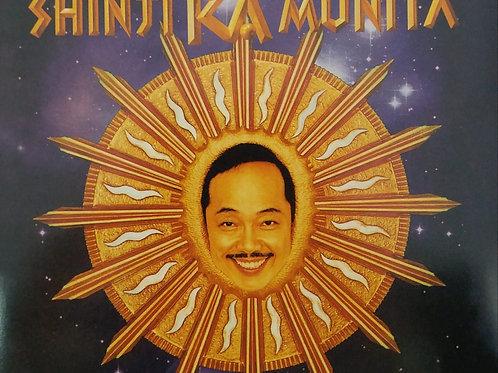 谷村新司 Shinji Tanimura -SHINJI RA MUNITA (3 CD/台版)