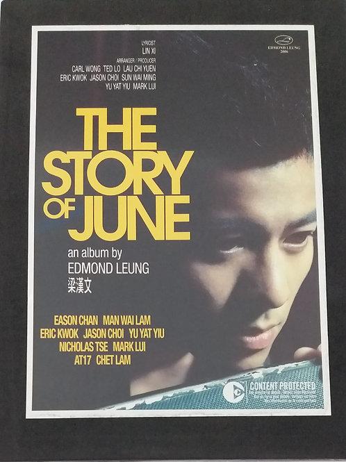 梁漢文 - the Story Of June