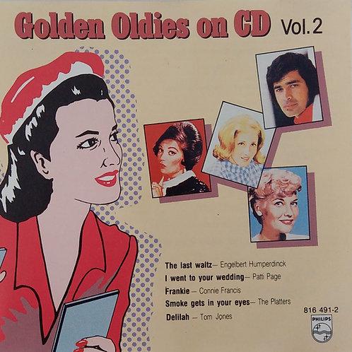 Golden Oldies On CD Vol.2(T113 01/銀圈版)