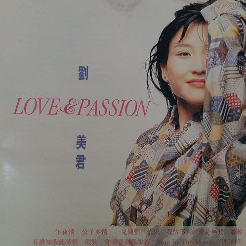 劉美君 - Love & Passion (USA)