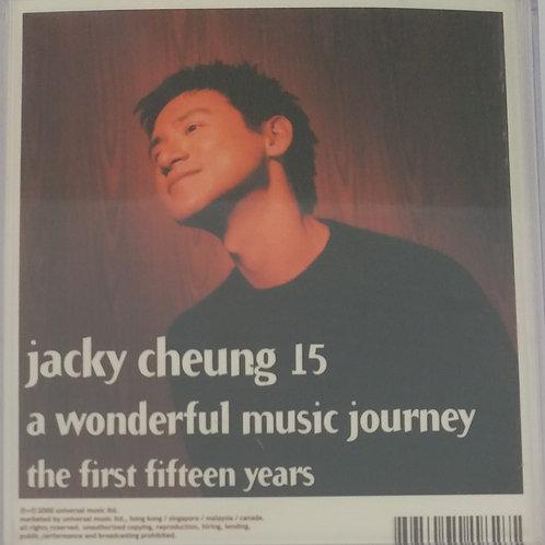 張學友 - Jacky Cheung 15 (2 CD/膠盒裝)