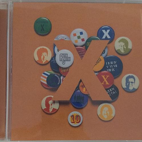 安全地帶X  Anzen Chitai X  - 雨のち晴れ (CD+DVD)