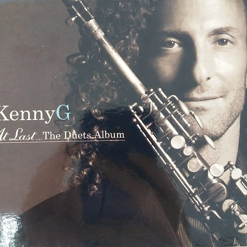 Kenny G -At Last...The Duets Album (2 CD)