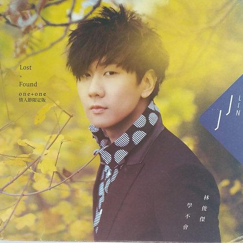 林俊傑 - Lost N Found one+one 情人節限定版(CD+DVD)