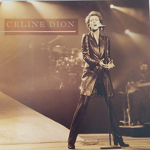 Celine Dion -Live A Paris