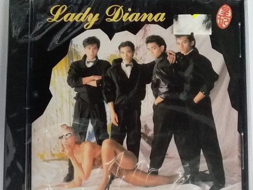 皇妃樂隊 Lady Diana 2006年版 (全新未開封)
