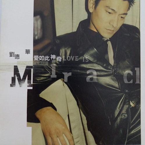 劉德華 - 愛如此神奇 (CD+VCD)