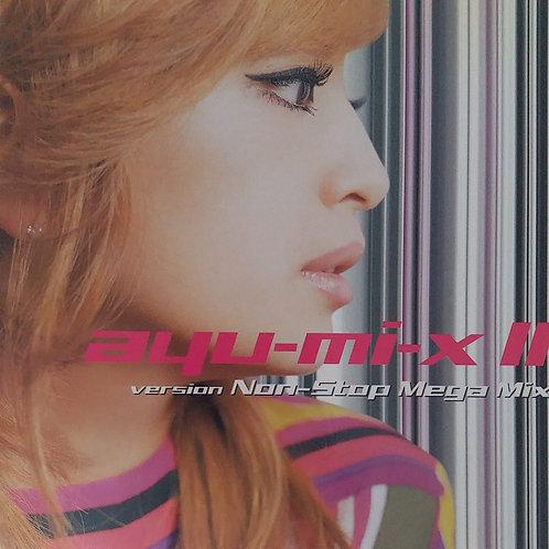 濱崎步 Ayumi Hamasaki -  ayu-mi-x II version Non-Stop Mega Mix(2 CD)