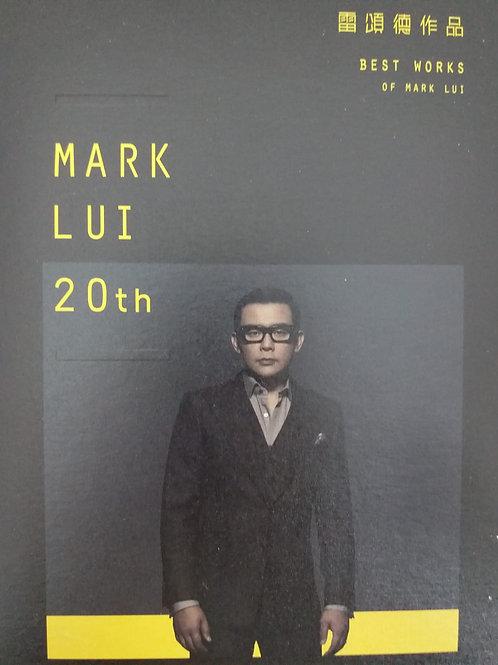 雷頌德 - MARK LUI 20TH雷頌德作品 (4 CD/DSD)