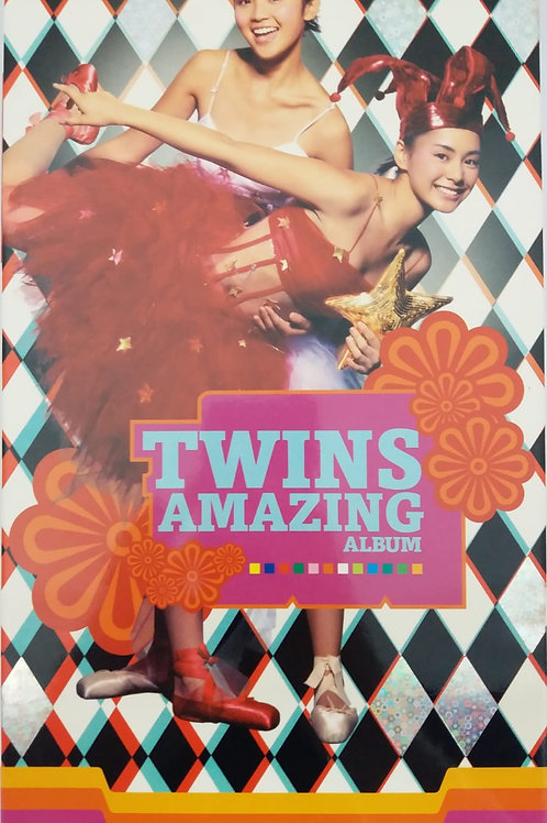 Twins - Amazing Album (CD+iVCD)