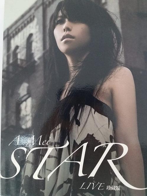 張惠妹 - Star Live珍藏版(CD+DVD)