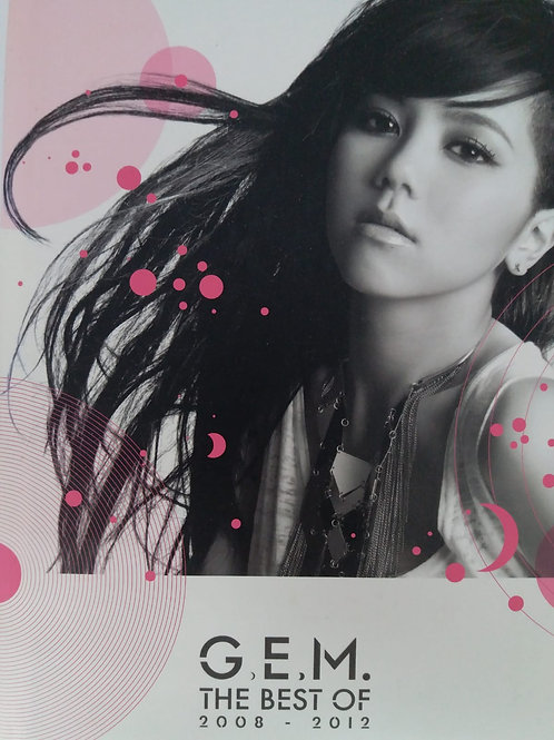 G.E.M. -  The Best Of 2008-2012 (2 CD)