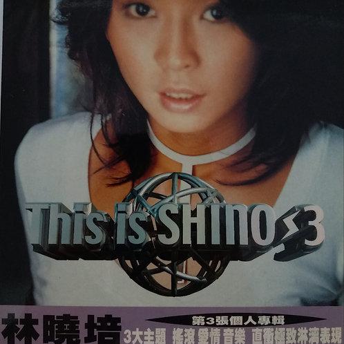 林曉培 - This is SHINO (CD+VCD)
