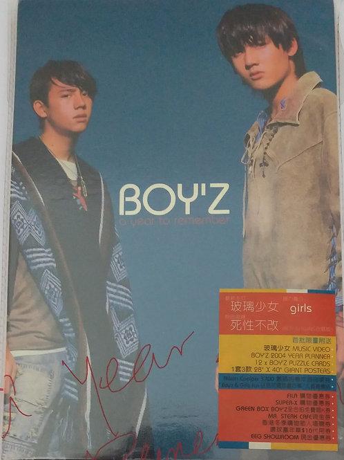 Boy'z - A Year To Remember (AVEP)