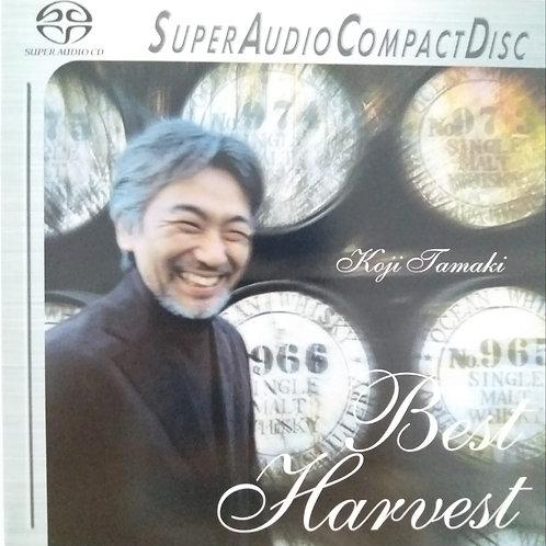 玉置浩二 Koji Tamaki - Best Harvest 完美收成最精選 (SACD)