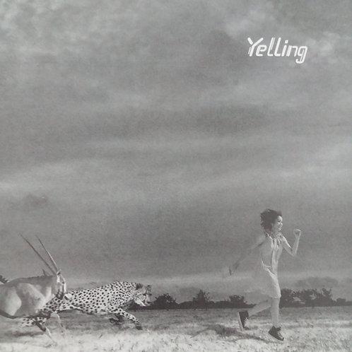 謝安琪 - Yelling (CD+DVD)