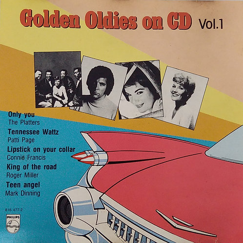 Golden Oldies On CD Vol.1(Korea/銀圈版)