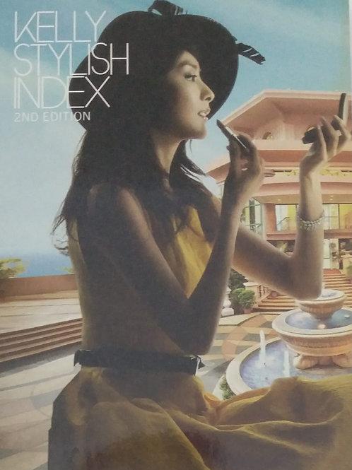 陳慧琳 - Kelly Stylish Index 2nd Edition (CD+VCD)