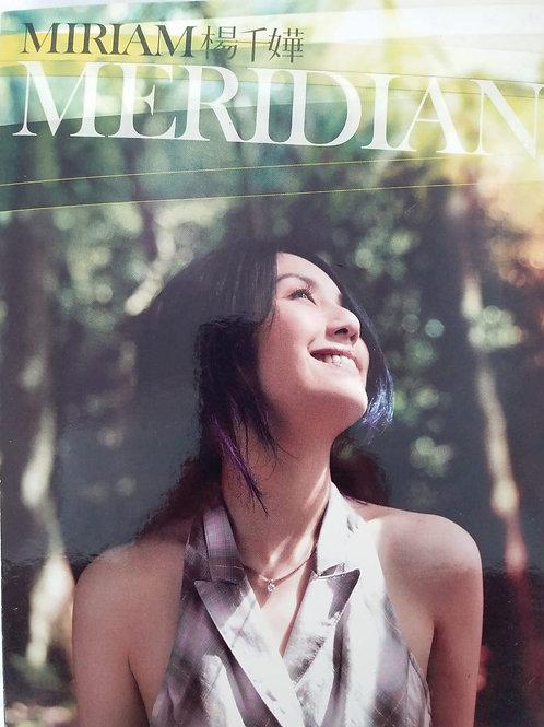 楊千嬅 - Meridian (CD+DVD)