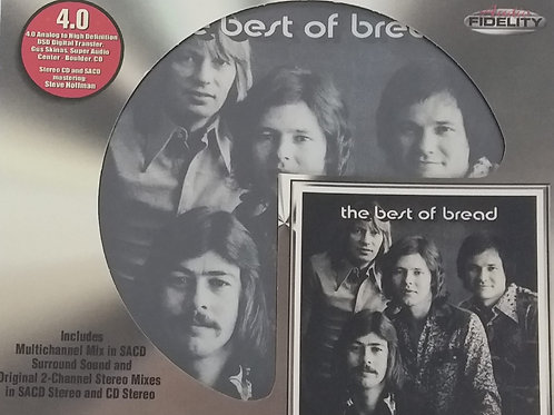 Bread - The Best Of Bread (SACD/限量版編號0650)