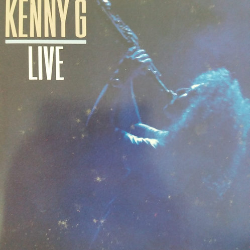 Kenny G - Kenny G Live