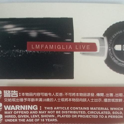 LMF - LMFAMIGLIA LIVE (VCD)