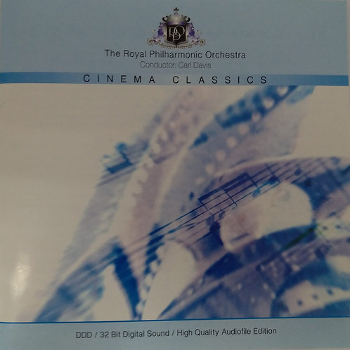 The Royal Philharmonic Orchestra ,Carl Davis- Cinema Classics