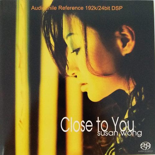 Susan Wong - Close To You (SACD)