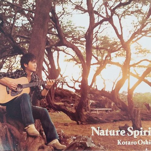 押尾光太郎 Kotaro Oshio -Nature Spirit (CD+DVD)