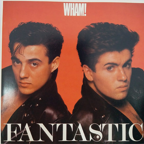 Wham! - Fantastic (11A2/日版)