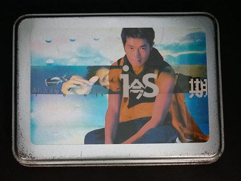 古天樂 - 今期流行 (CD+VCD/香港首批限量鐵盒包裝)