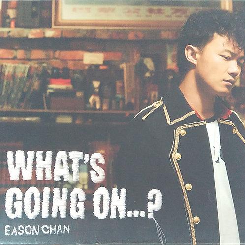 陳奕迅 - What's Going On?(CD+DVD)